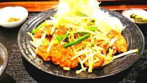 【新潟東区中華食堂よしだ屋】美味しいレバニラ定食で長年のレバー嫌いを克服
